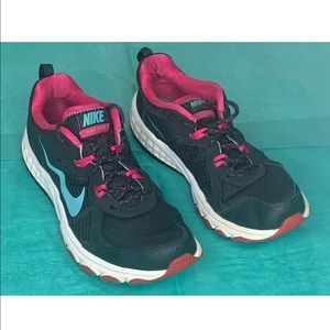 Nike Wild Trail 643074-001 Running Shoes Size 10